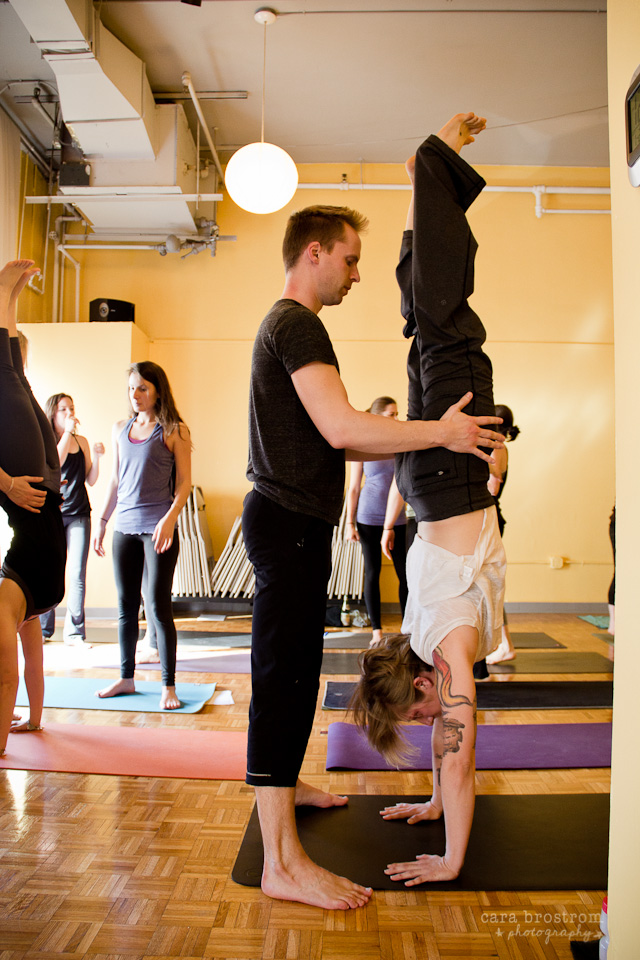 handstand help yoga teacher training