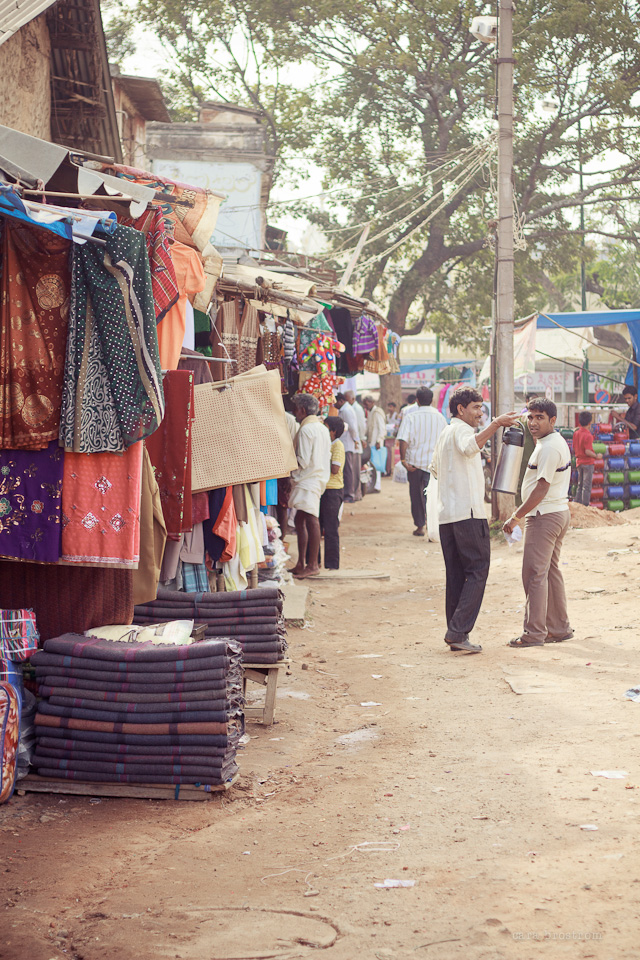 market mysore india