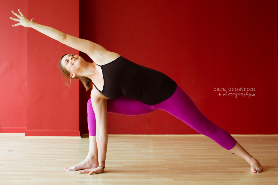parsvakonasana side angle pose yoga photography