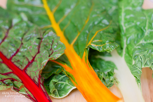 rainbow swiss chard